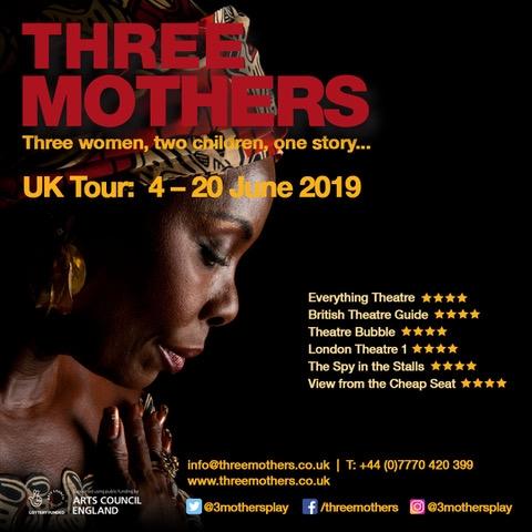 Three Mothers Tour 2019 - Matilda Velevitch